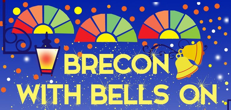 Brecon With Bells On logo