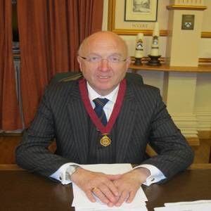 D Meredith, a Brecon Councillor
