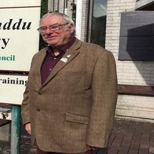 Ieuan, a Brecon Councillor